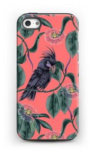 Cockatoo pink case IPhone 5/5s tough