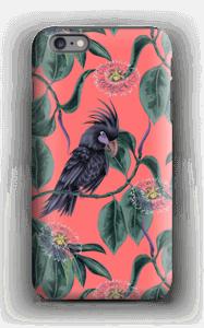 Cockatoo pink case IPhone 6s Plus tough