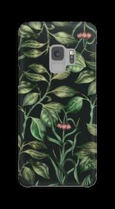 Hämyiset lehdet kuoret Galaxy S9