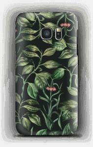 Hämyiset lehdet kuoret Galaxy S7