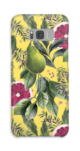 Grapefruit passion case Galaxy S8 Plus