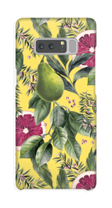 Grapefruit passion case Galaxy Note8