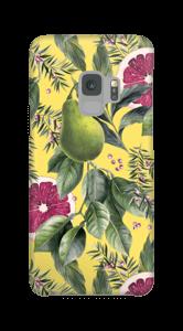 Greipit ja päärynät kuoret Galaxy S9