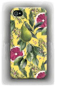 Grapefrukt & Päron fusion skal IPhone 4/4s