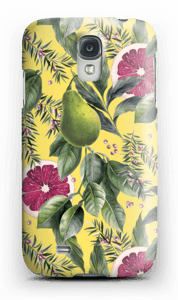 Grapefruit passion case Galaxy S4