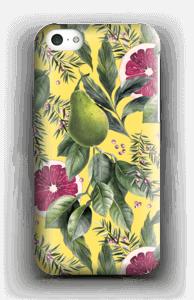 Grapefruit passion case IPhone 5c