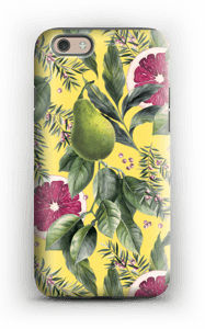 Grapefruit passion case IPhone 6 tough