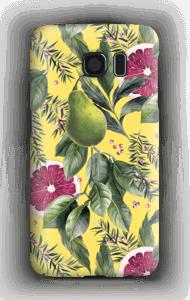 Grapefruit passion case Galaxy S6