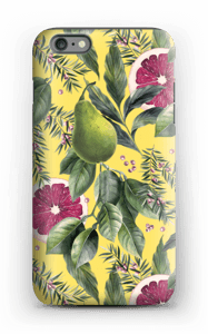 Grapefruit passion case IPhone 6s Plus tough
