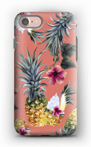 Piña Colada case IPhone 7 tough