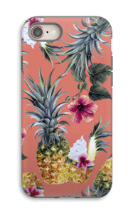 Piña Colada case IPhone 8 tough