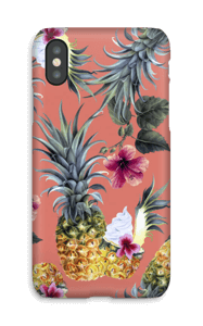 Piña Colada case IPhone X