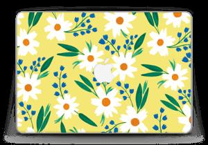 "Fleurs ensoleillées Skin MacBook Pro Retina 13"" 2015"