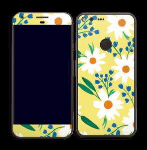 Fleurs ensoleillées Skin Pixel XL