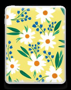 Fleurs ensoleillées Skin IPad 1