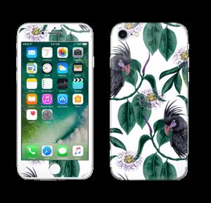 Kakatoes & Blanc Skin IPhone 7