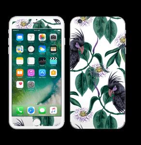Kakatoes & Blanc Skin IPhone 6 Plus