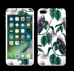 Kakatoes & Blanc Skin IPhone 7 Plus