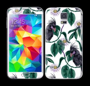Kakatoes & Blanc Skin Galaxy S5