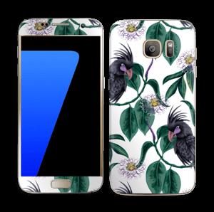 Kakatoes & Blanc Skin Galaxy S7