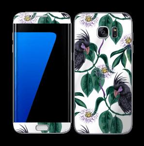 Kakatoes & Blanc Skin Galaxy S7 Edge