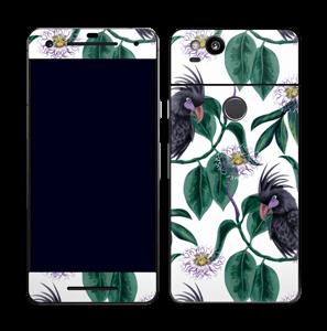 Kakatoes & Blanc Skin Pixel 2