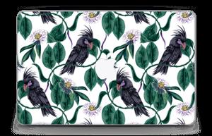 "Kakatoes & Blanc Skin MacBook Air 11"""