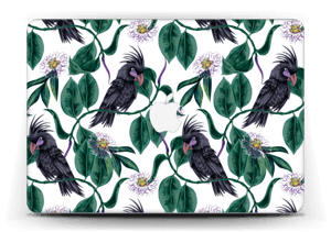 "Kakatoes & Blanc Skin MacBook Air 13"""