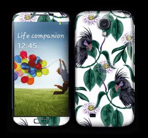 Kakatoes & Blanc Skin Galaxy S4