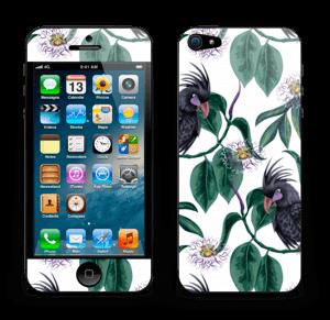 Kakatoes & Blanc Skin IPhone 5
