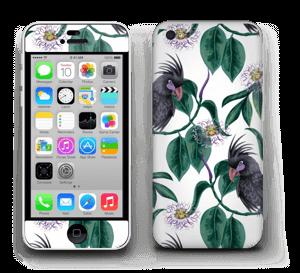 Kakatoes & Blanc Skin IPhone 5c