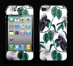 Kakatoes & Blanc Skin IPhone 4/4s