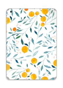 Des oranges Skin IPad Air