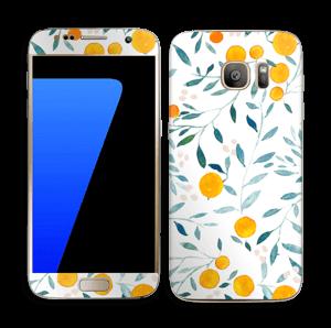 Oranges Skin Galaxy S7