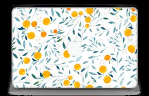 "Oranges Skin MacBook Air 11"""