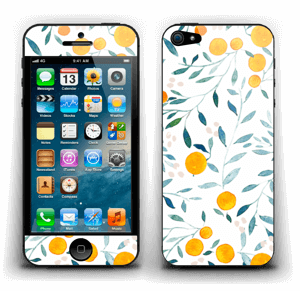 Des oranges Skin IPhone 5
