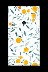 Des oranges Skin Nokia Lumia 920