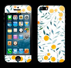Des oranges Skin IPhone 5s