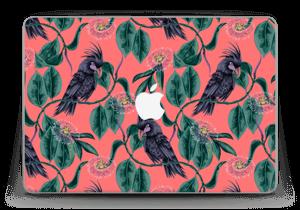 "Kakatoes & Rose Skin MacBook Pro Retina 13"" 2015"