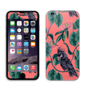 Kakatoes & Rose Skin IPhone 6/6s