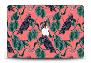 "Kakatoes & Rose Skin MacBook Pro Retina 15"" 2015"
