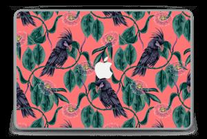 """Cacatúas Rosa Vinilo  MacBook Pro 15"""" -2015"""