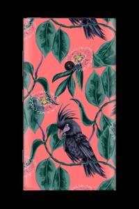 Kakatoes & Rose Skin Nokia Lumia 920