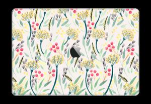 """Petites fleurs d'été Skin MacBook Pro 15"""" 2016-"""