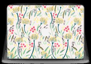 "Petites fleurs d'été Skin MacBook Pro Retina 13"" 2015"