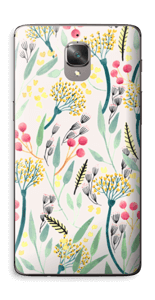 Flowers of the summer Skin OnePlus 3