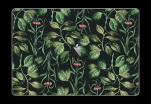 "Jungle Flowers Skin MacBook Pro 15"" 2016-"
