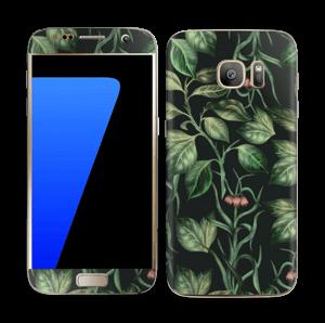 Wild Leaves Skin Galaxy S7