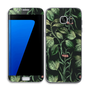Wild Leaves Skin Galaxy S7 Edge