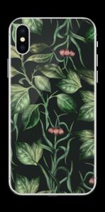 Jungle Flowers Skin IPhone X